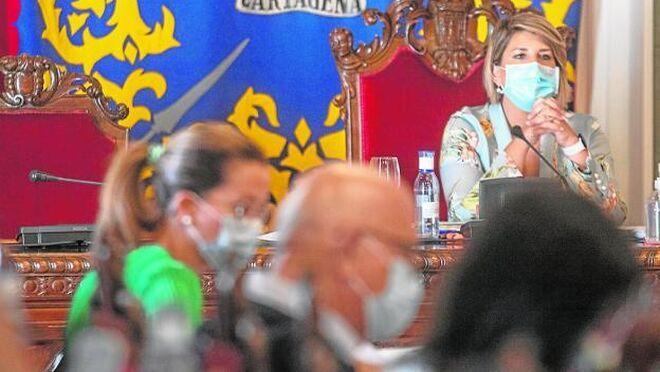 El Pleno de Cartagena pide el baipás de Beniel para los trenes de mercancías