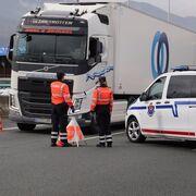 La Ertzaintza reforzará desde este lunes la inspección de camiones