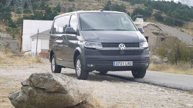 Al volante de la Volkswagen más sólida: Transporter 6.1 (150 cv y 6 vel.)