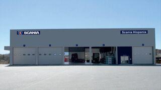 Scania abre un nuevo concesionario en Almería
