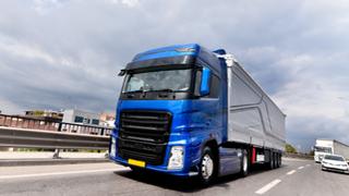 El precio del transporte se sitúa en 146,4 puntos según los datos de la Encuesta Permanente del Transporte de Mercancías.