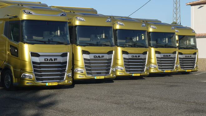 Tomamos el pulso a los nuevos DAF XF, XG y XG+ (II)