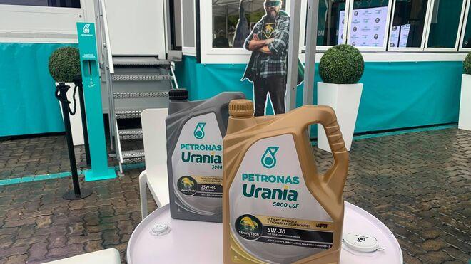 Petronas lanza Urania como lubricante específico para vehículos industriales