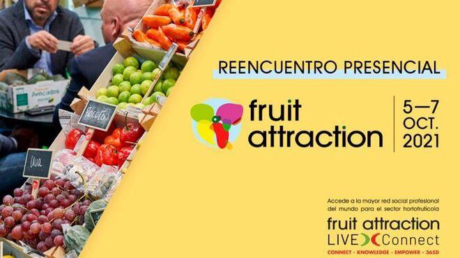 CETM-Frigoríficos y Froet participan en la Fruit Attraction 2021
