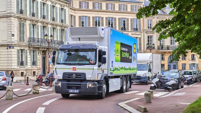Más eléctricos para la gama de Renault Trucks