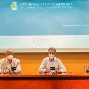 """""""Las mercancías tienen que ir reequilibrándose entre el transporte por carretera y el ferrocarril"""", dice el consejero valenciano de Movilidad"""