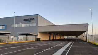 Amazon comienza este jueves sus operaciones en El Puerto de Santa María
