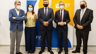 FVET inaugura un nuevo centro de formación para transportistas