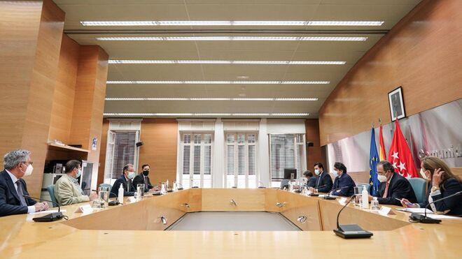 Madrid promete mejorar la formación de transportistas
