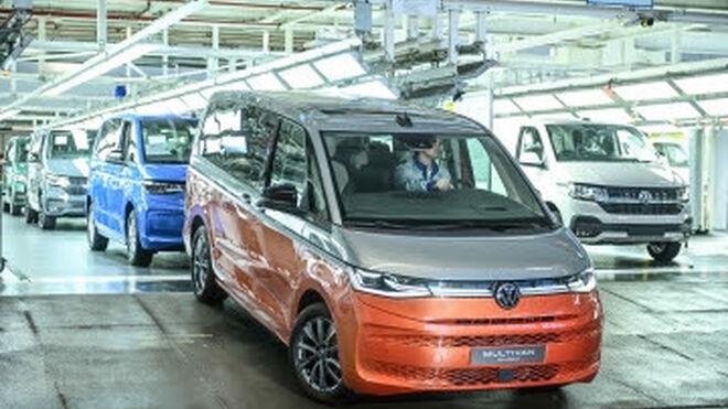 Volkswagen comienza la producción del nuevo Multivan
