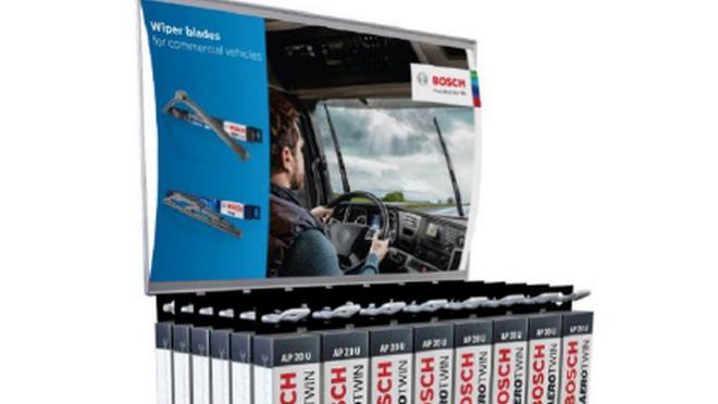 Bosch lanza diversas ofertas para vehículos industriales