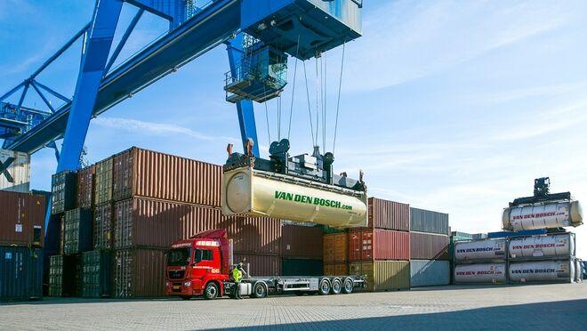 La holandesa Van den Bosch adquiere TCS Trans