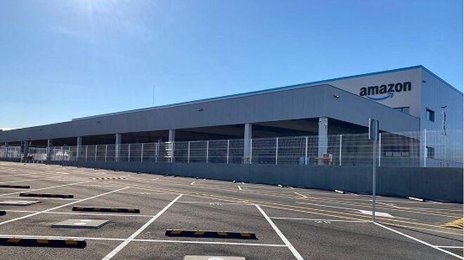 Amazon comienza las operaciones de su estación en Zaragoza este viernes