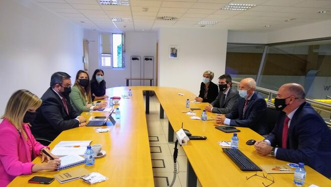 Euskadi y Navarra refuerzan su colaboración en materia de tráfico