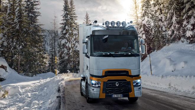 Renault Trucks T.