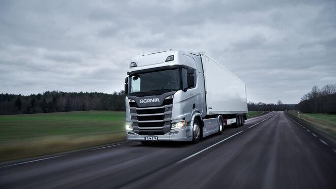 Scania R.