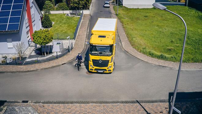 ¿Es Mercedes-Benz Trucks una marca segura?