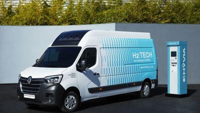 Renault presenta sus primeros prototipos de hidrógeno
