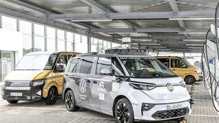 Volkswagen avanza hacia la movilidad inteligente