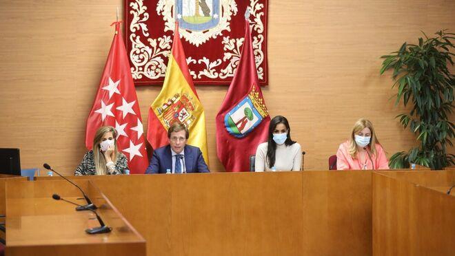 Plan del Ayuntamiento de Madrid para renovar las flotas de mercancías