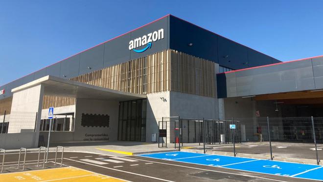 Amazon comienza sus operaciones en su nueva estación en Barcelona