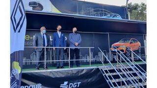 Renault y la DGT se aúnan para promover la movilidad segura