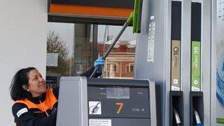 Un camión ahorraría 6.825 euros si el gasóleo tuviera IVA reducido