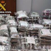 Cae otra banda que transportaba droga en camiones cargados de hortalizadas