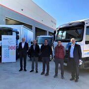 Transportes Bosch Portillo adquiere un Renault Trucks D ZE Eléctrico