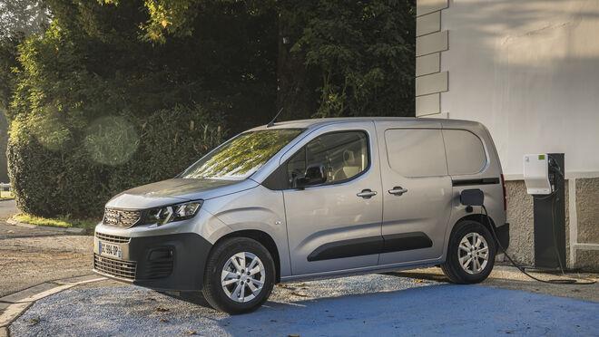 No hay vuelta atrás con la llegada de los Peugeot Partner y Citroën Berlingo eléctricos