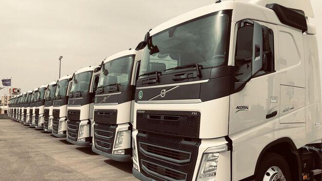 La unión de Acotral y Ontime alumbra al gigante español del transporte y la logística