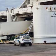 El transporte de mercancía ro-ro entre Almería y Nador crece un 36,7% hasta septiembre