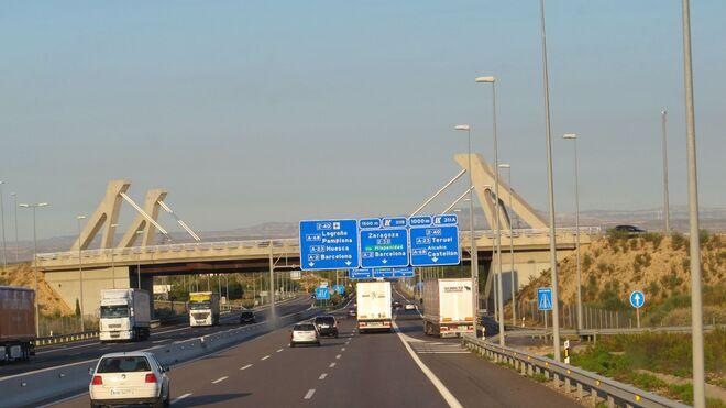 El Gobierno prorroga las ayudas a camiones para el peaje de la AP-68 en La Rioja