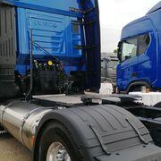 El alquiler de camiones asiste una mayor liberalización entre países de la UE