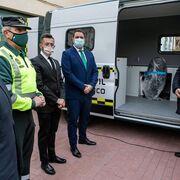 Castilla La Mancha controlará carga y tiempos de descanso con dos nuevos vehículos