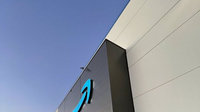La estación logística de Amazon en Valladolid comienza sus operaciones